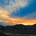 Photos: 鏡川の朝.17