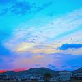 Photos: 鏡川の朝.5