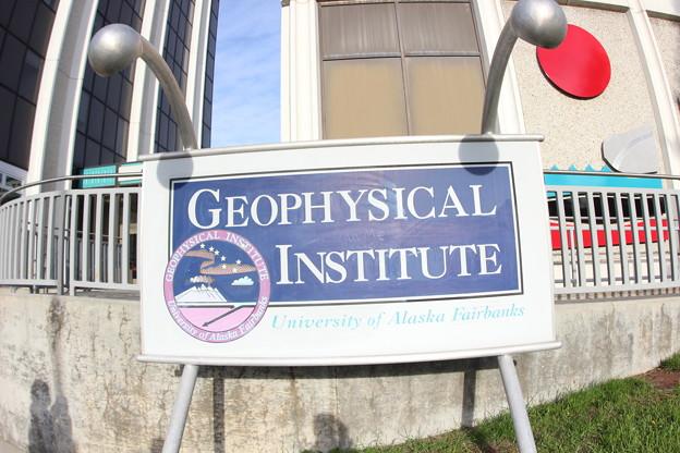 UAF - Geophysical Institute