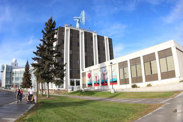 UAF Geophysical Institute (1)