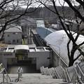 写真: 西武多摩湖線西武遊園地駅