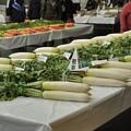 「東久留米市民みんなのまつり」農業祭展示品(4)
