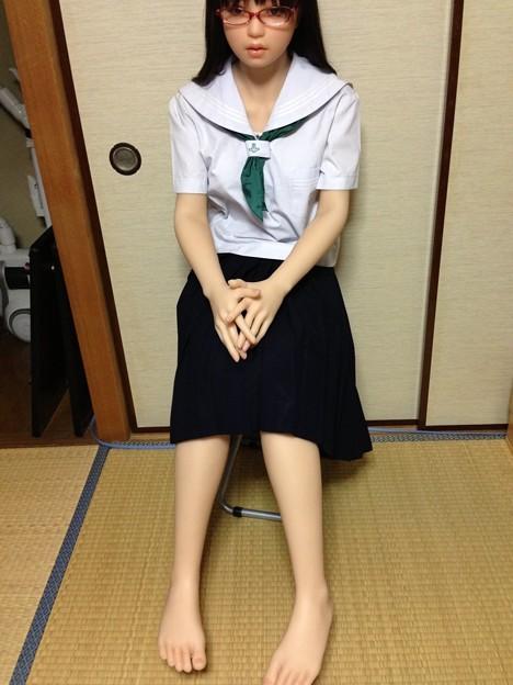フォト蔵娘さん夏服に衣替え。制服裸足がいいと思うの!アルバム: モバツイ (4517)写真データフォト蔵ツイート