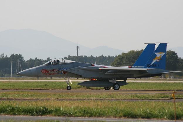記念塗装 F-15J