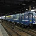 札幌駅に停まる急行はまなす