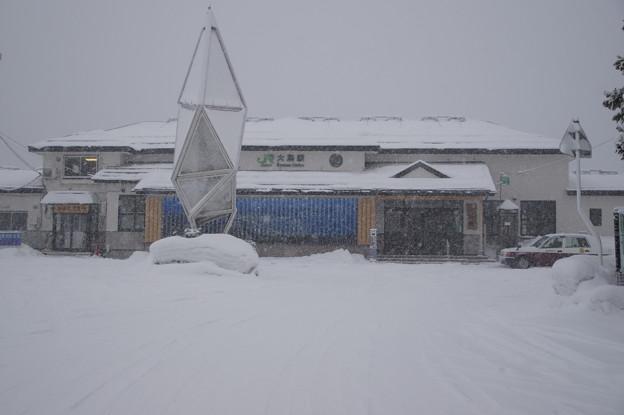 JR大湊駅