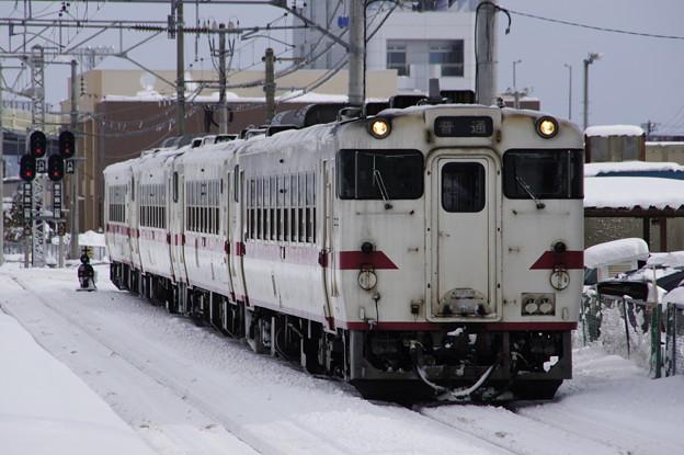 キハ40形八戸線普通列車