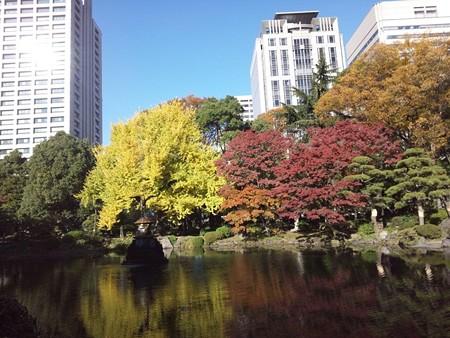 日比谷公園 紅葉