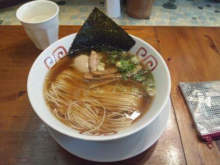 味玉そば@麺や食堂