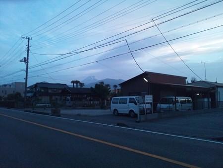 東海道からの富士