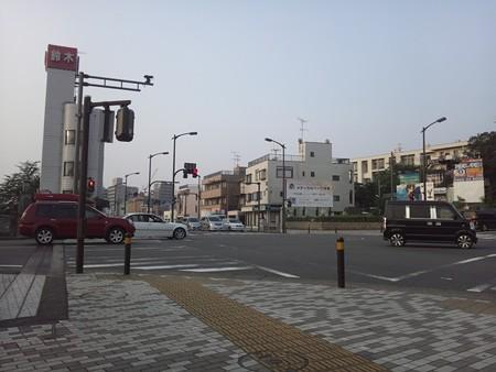 東海道藤沢宿の藤沢橋