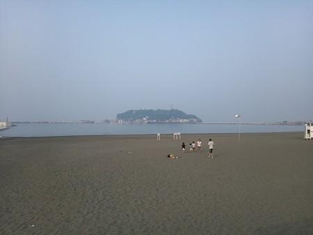 腰越からの江ノ島