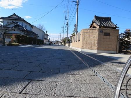壬生の石畳