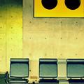写真: 空席