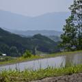 Photos: 天空の棚田から望む明日香