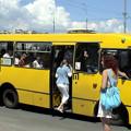 Photos: キエフ市内の路線バス