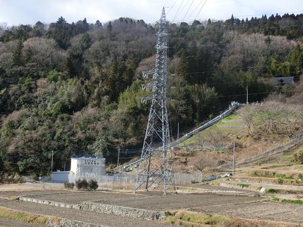 水力発電?