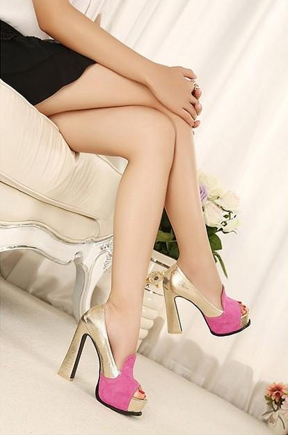 lovely heel