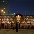 東京駅を、撮る。