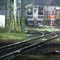 Photos: 飯田線、211系初登場!
