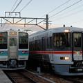 Photos: 飯田線のダイヤ改正の目玉?!