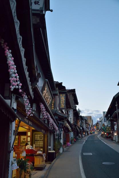 Photos: これぞ日本の街並み