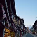 写真: これぞ日本の街並み