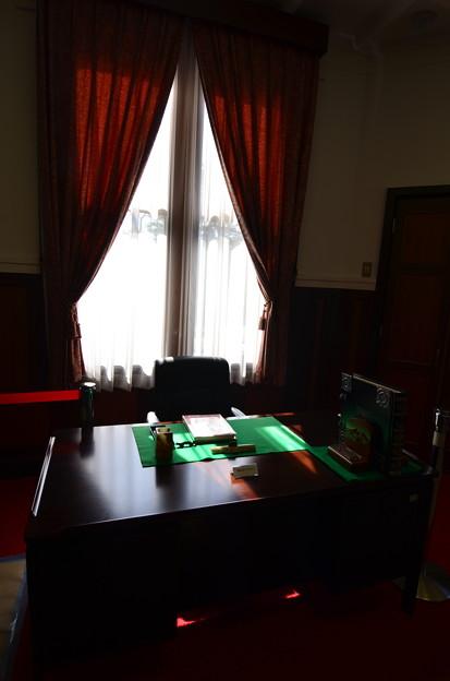 DSC_9090 横須賀鎮守府長官官舎執務室