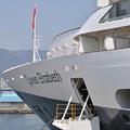写真: 豪華客船