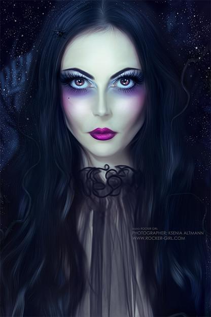Digital Art by Ksenia Altmann