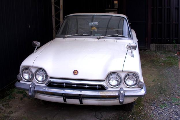 フォード コンサル・カプリ