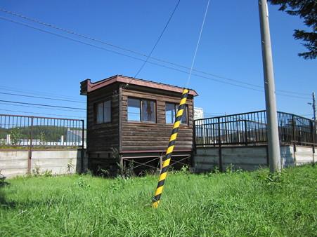 西留辺蘂駅3