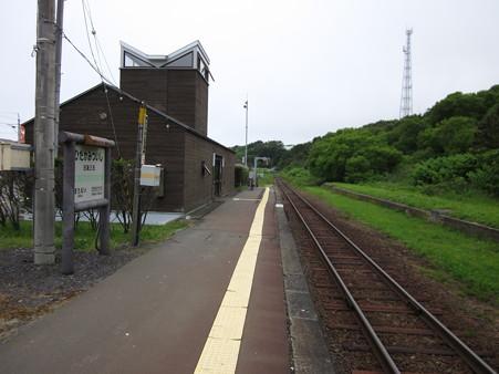 日高三石駅2