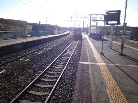 上野幌駅2