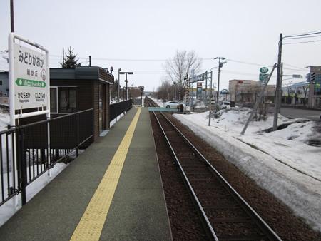 緑が丘駅1