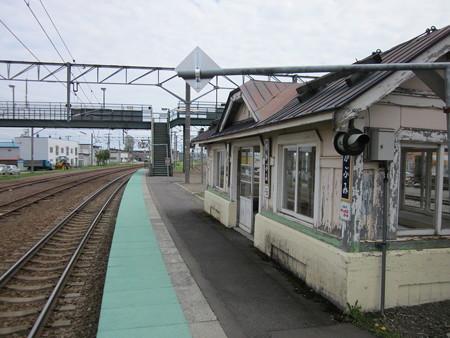 近文駅 railroad travel photo ...