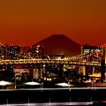 Photos: 赤富士レインボー