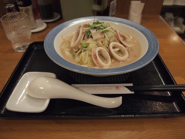 2013/03/25 リンガーハット 海鮮ちゃんぽん