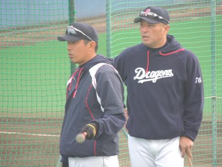 077 近藤コーチ、怖いっす(爆)