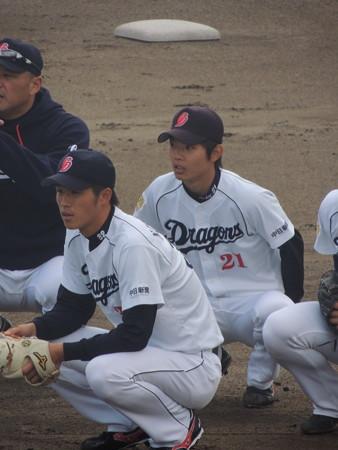 004 西川#32と岡田#21