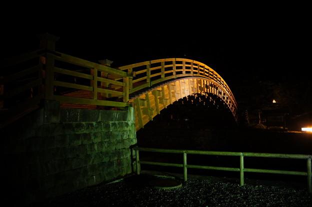2012-08奈良井宿の木曽の大橋 (2)