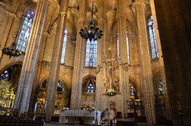 カテドラル、祭壇