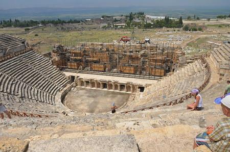 ヒエラポリスの円形劇場