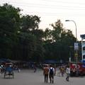 写真: ブッダガヤー市内、非常に小さい