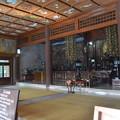 写真: 日本寺。さすがに畳ではない