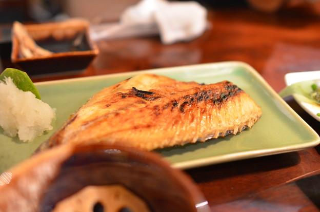 つぼ鯛。日本食はまったくもって日本の味