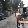 写真: 北京の裏道2