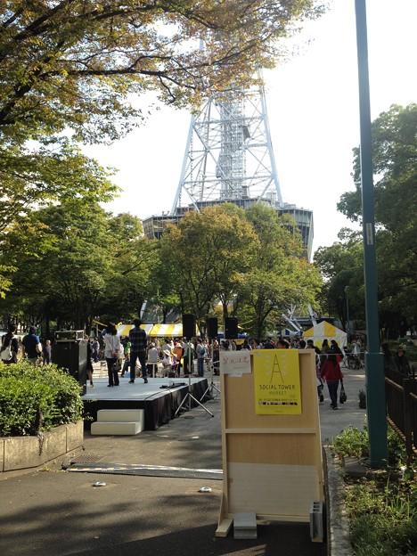 Photos: 名古屋まつり:ソーシャルタワーマーケット_24