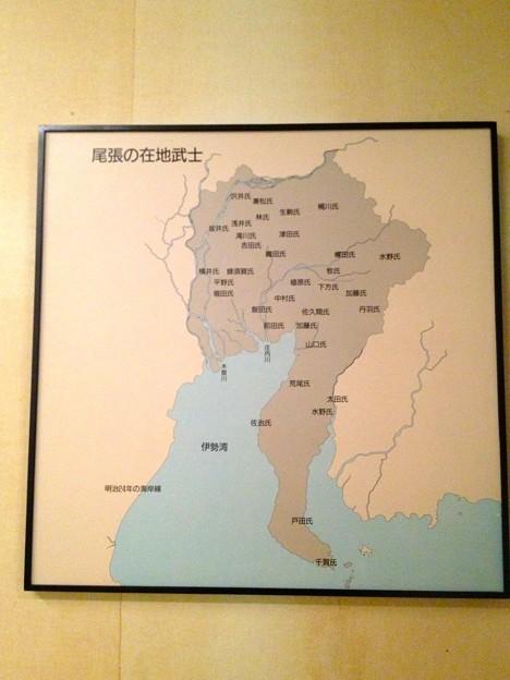 秀吉清正記念館 - 067:尾張の在地武士