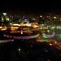 写真: 名古屋港シートレインランド:大観覧車から見た夜景 - 07(アルカンシエル名古屋)